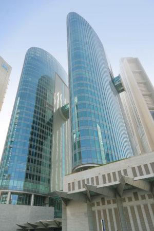 Emirates Financial Towers - Dubai