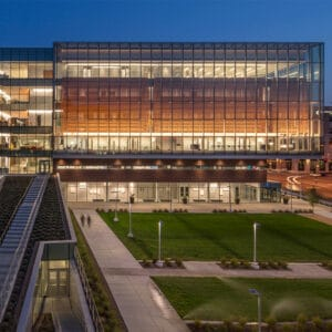 KU Medical Center Health Education Building