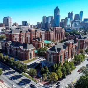 Georgia Institute - North Avenue Apartments