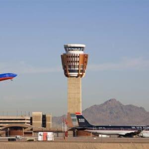 Phoenix Sky Harbor International Airport - FAA Tower